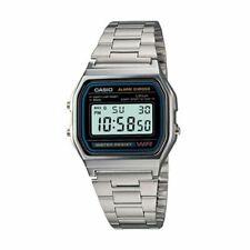 Casio Classic A158WA-1DF Wrist Watch for Men - Silver