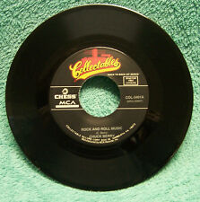 "Chuck Berry - ""Rock And Roll Music"" / ""Back In The U.S.A."" Collectables COL-3401"