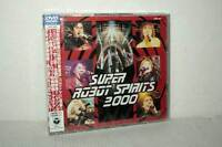 Super Robot Spirits 2000 Haru no Jin Animation DVD VIDEO USATO AS NEW VBC 50804