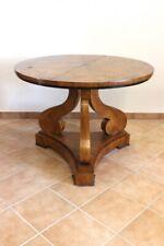 Tisch Nußbaum Wurzel um 1820