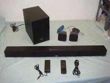 RCA RTS739BWS 5.1 BLUETOOTH SURROUND SOUND SOUNDBAR SYSTEM - READ!