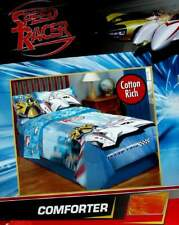 SPEED RACER GRAND PRIX TWIN COMFORTER  BEDDING NEW