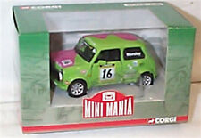 Mini Miglia racing Andrew Worsley New In Box Corgi