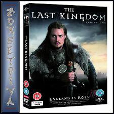 THE LAST KINGDOM - COMPLETE SERIES 1 *BRAND NEW DVD***