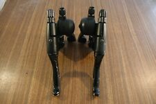 1990's brake levers & shifters Shimano Deore XT ST-M092  3 x 7 speed 22,2 mm