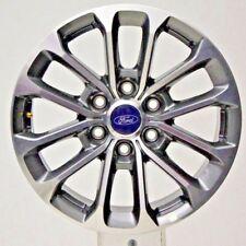 "Set of 4 18"" New Takeoff 2018 Ford F150 XLT FX2 FX4 OEM Wheels Rim Machine Gray"