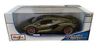 Maisto 1:18 Scale Lamborghini Sián FKP 37 Diecast Car Special Edition |Brand New