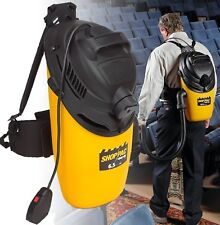 Commercial Backpack Vacuum Cleaner Carpet Portable Vac Lightweight 12 Amps Back