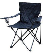 NEW Black Garden Patio Folding Picnic Camping Beach BBQ Party Chair Furniture