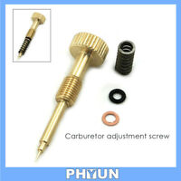 Carburetor Air Precise Adjustment Screws Idle Mixture Fuel Ratio Adjusting Screw
