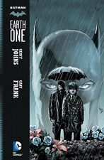 Batman Earth One Volume 1 GN Geoff Johns Gary Frank Origin Dark Knight New NM