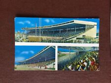 f1j postcard used 1958 the grandstand toronto national exhibition