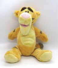 Disney Tigger Baby Plush with Rattle Inside Soft Lovey Sewn On Eyes Ages 0+