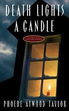 Death Lights a Candle: An Asey Mayo Cape Cod Mystery by Phoebe Atwood Taylor