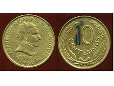 URUGUAY   10  centesimos  1960