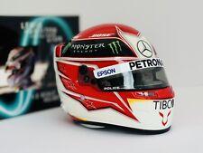 Lewis Hamilton 2019 Mercedes Bell 1:2 Helmet