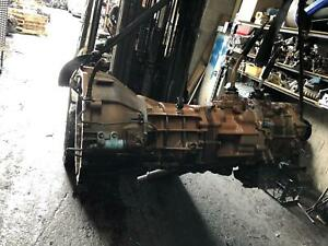 Toyota Hilux Manual Gearbox VZN172 11/2001-03/2005