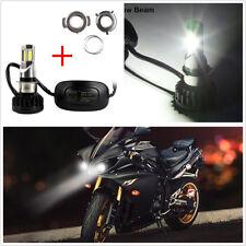 One Waterproof M02E Motorcycle Universal LED 6COB Headlight Bulb 35W 6000K White
