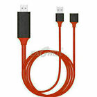 """USB-C Type C to HDMI HDTV TV Cable Adapter For Apple iPad Pro 12.9"""" Mobile Phone"""