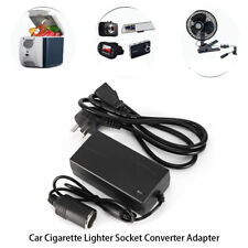 AC220V To DC 12V 5A Car Lighter Socket Converter Adapter with Power cord CA