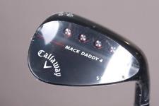 Callaway Mack Daddy 4 Md4 Black 50* 10* Gap Wedge S Grind DG TI S200 Stiff