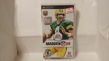 PS3 EA SPORTS PLAYSTATION NIP FACTORY SEALED NEW MADDEN NFL 09  2010 BRETT FAVRE