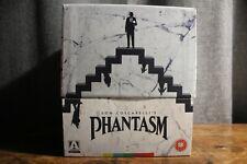 The Phantasm Collection (Blu-ray Disc, 2017, 6-Disc Set) (Region B Locked)