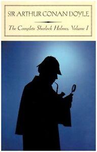 The Complete Sherlock Holmes, Vol. 1 (Barnes & Noble Classics) by Arthur Conan D