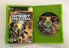 GHOST RECON 2 Xbox Complete in Box w/ Manual; Excellent Conditio