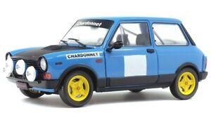 SOL1803801 - Voiture de 1980 Rally chardonent - AUTOBIANCHI A112 MK5 -  -