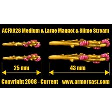 Armorcast Cinematic Effects ACFX028 Nurgle Maggot & Slime Stream (4pcs) Nurgle