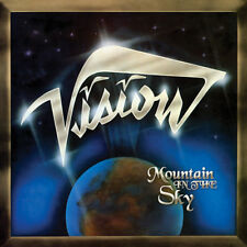 Vision-Mountain In The Sky- Born Twice Records -CD 2010