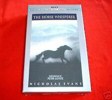 NEW The Horse Whisperer Audio 4 Cassette Book Audiobook