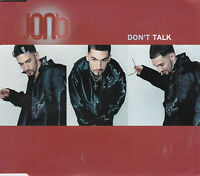 MAXI CD SINGLE COLLECTOR 1T JON B DON'T TALK DE 2001