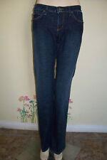 Juicy Couture Jeans Deep Dark Denim Womens Bootcut Jean Size 30