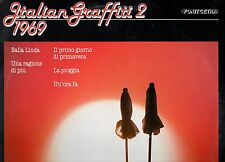 ITALIAN GRAFFITI 2 1969 LP LUCIO BATTISTI JHONNY HALLIDAY PATTY PRAVO GENS NADA