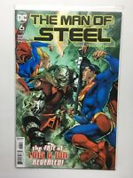 The Man of Steel #6  Dc Comic Book  2018 Series