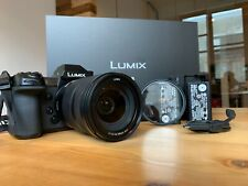 Panasonic Lumix Dc-S1 Body + 24-105mm lens, V-Log, 2x batteries + Uv filter