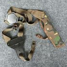Uncle Mikes Sidekick Camo Right Hand Shoulder Holster Size 6 Sidearm Holder