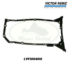 LAND ROVER OIL PAN CRANKCASE GASKET DISCOVERY II RANGE P38 LVF100400 V REINZ