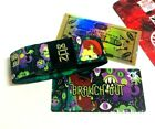 ZOX **BRANCH OUT** GOLD Strap med Wristband w/Card New Mystery Pkg GOLD CARD