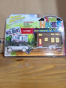 Johnny Lightning White Lightning 1996 Ram 1500 Tiny House