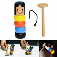 Unbreakable wooden Man Magic Toy G6S
