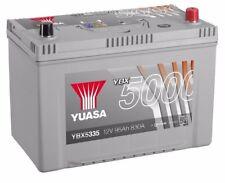 Batterie auto, voiture Yuasa  YBX5335 12V 95Ah 830A 303x174x222mm idem G7