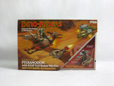 NEW 1987 TYCO Dino-Riders ✧ PTERANODON ✧ with RASP Evil Rulon Warrior UNUSED E36