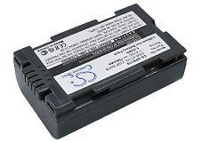 Premium Akku für Panasonic nv-da1b, nv-ds12b, nv-ds33, nv-ds15, cgr-d120e/1b