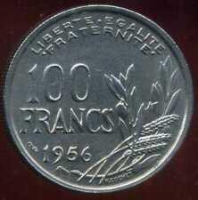 100 francs  1956   cochet   ( SUP )