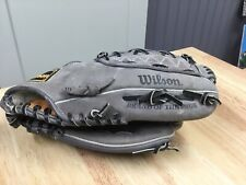 Wilson Baseball Glove Quick Silver A2300 Grey