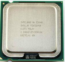 Intel Pentium Dual Core CPU Wolfdale E5800 3.2GHz/2MB/FSB800 LGA775