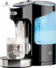 Electric Kettle Hot Water Dispenser Large 2 Litre Illuminating Tank and Window